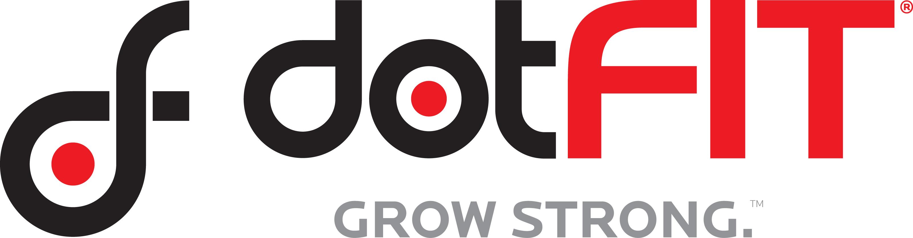 dotFit grow strong logo